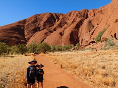 Uluru Base Walk (3)