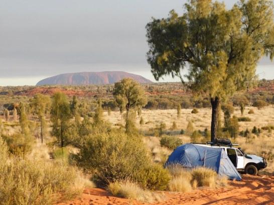 Uluru Camp 1