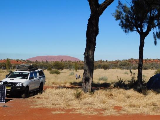 Uluru- camp 2