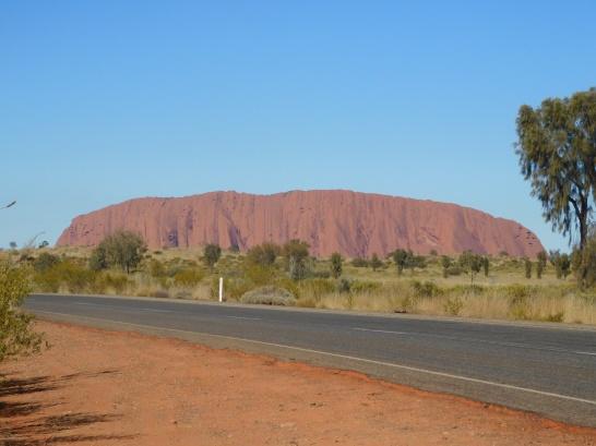 Uluru- close up