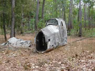 Bamaga - DC3 Plane Wreck (2)