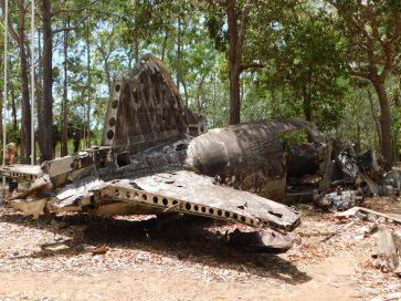 Bamaga - DC3 Plane Wreck (4)