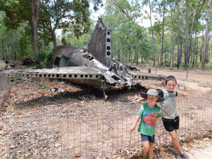Bamaga - DC3 Plane Wreck (6)