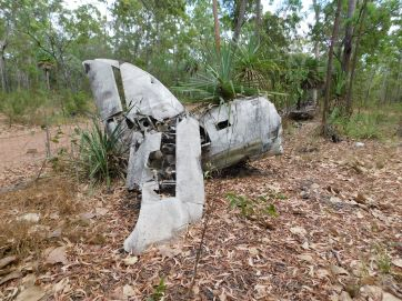 Bamaga - DC3 Plane Wreck