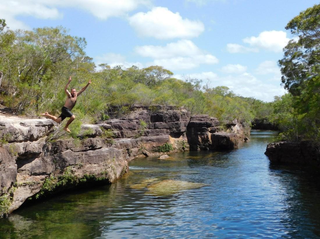 Cape York- Elliott Falls