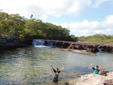 Cape York- Fruit Bat Falls (4)