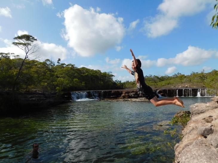 Cape York- Fruit Bat Falls (5)