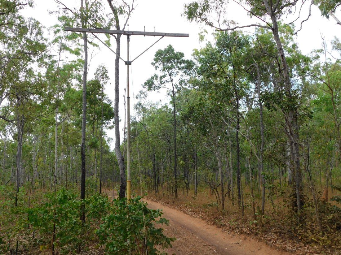Cape York- Telegraph Track