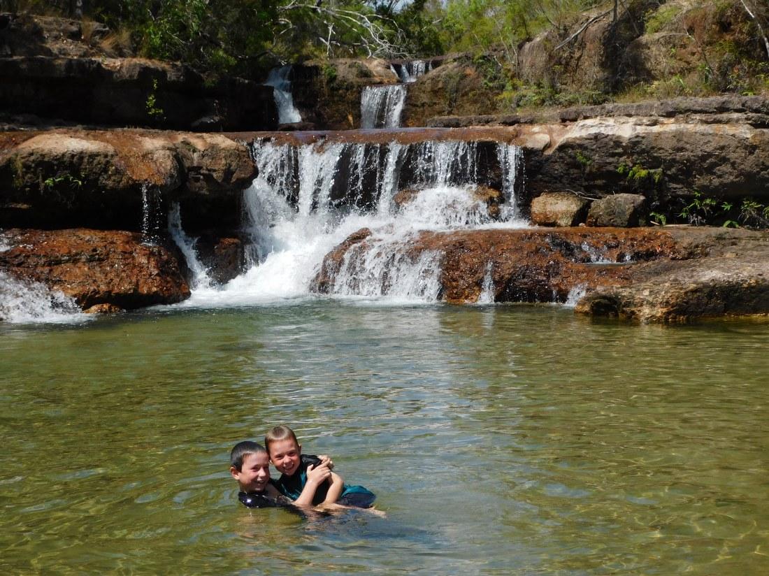 Cape York- Twin Falls (2)