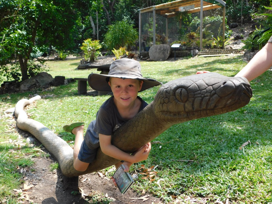 Cooktown - Botanic Gardens