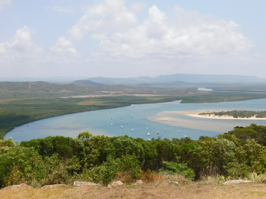 Cooktown - Grassy Hill Lookout (2)