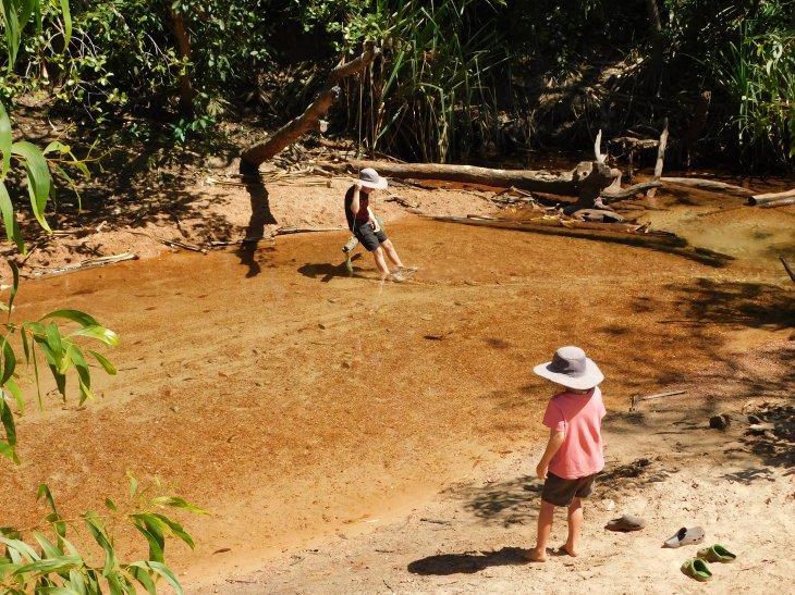 Nhulunbuy- freshwater creek