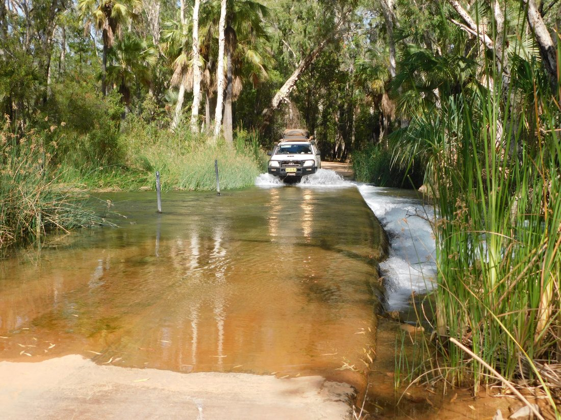 Riversleigh- creek crossing
