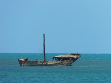 Seisha - Boat Wreck