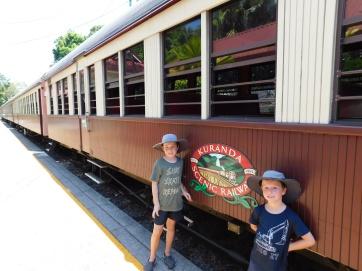 Kuranda Scenic Railway (2)