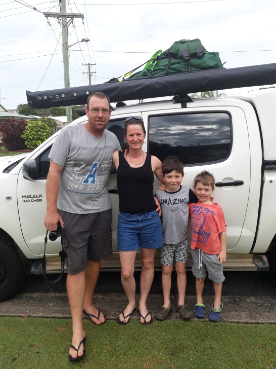 Sawtell day 1 for Jalc