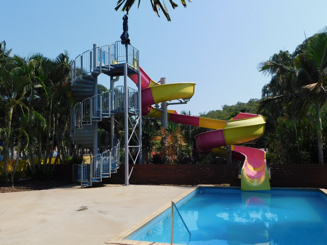 Yeppoon Water Slide